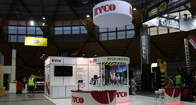RYCO to showcase latest product advancements at the 2015 Asia-Pacific's International Mining Exhibition