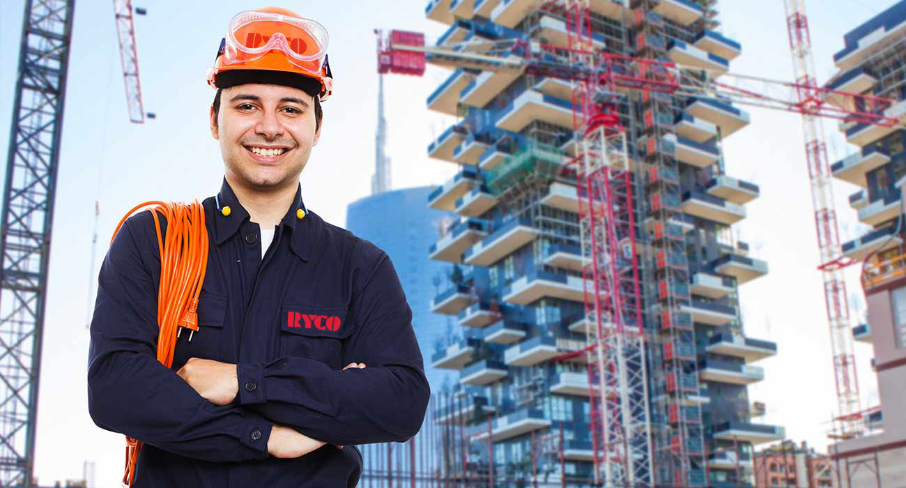 RYCO Construction Worker