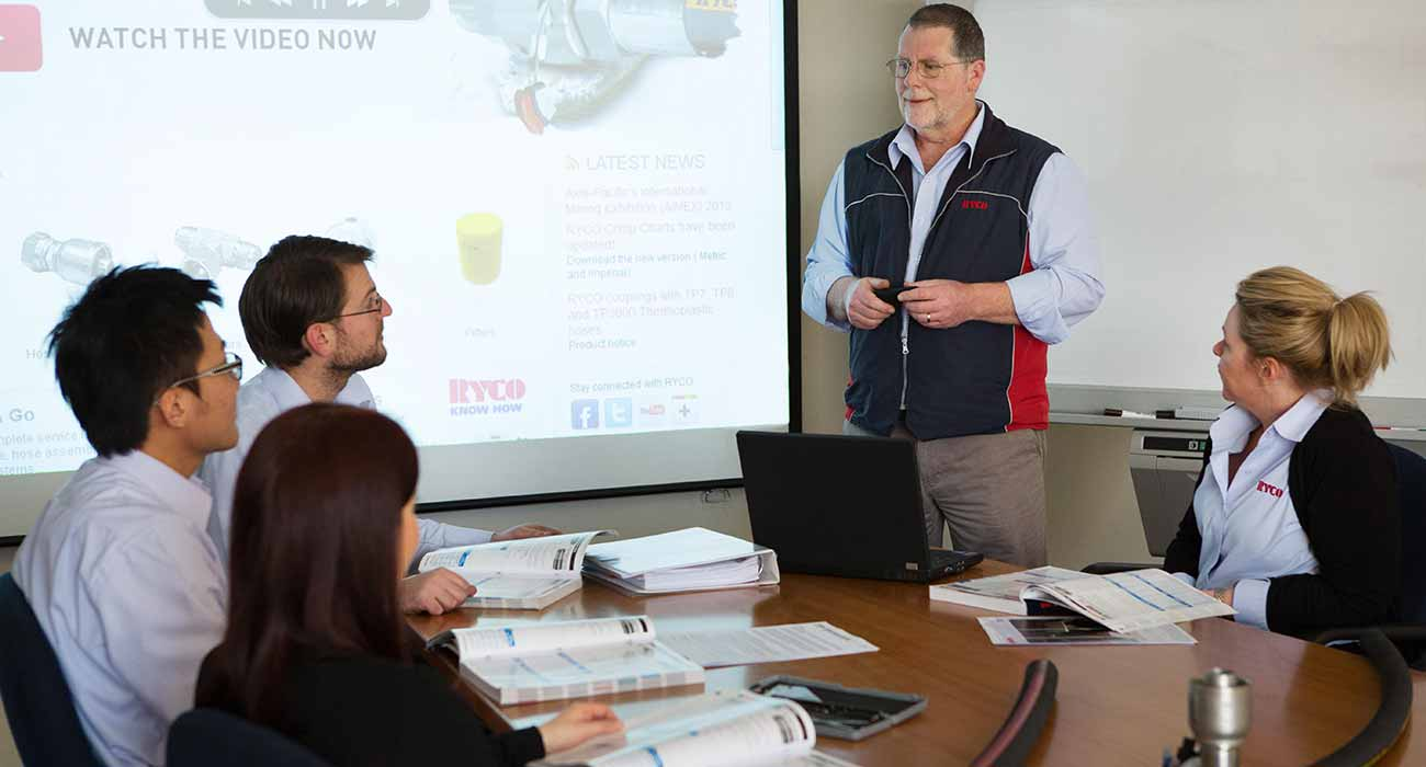 RYCO Know How Training Support