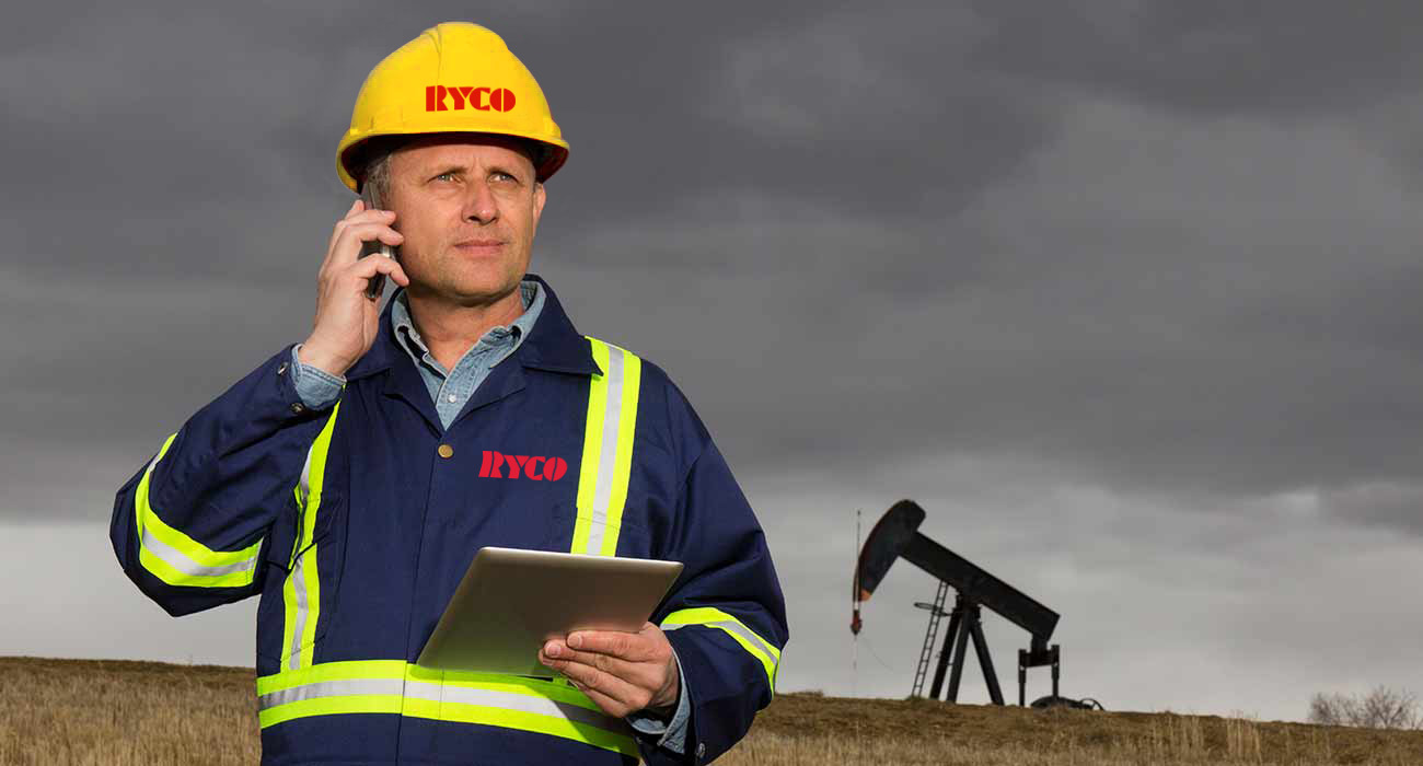 RYCO Oil and Gas Worker