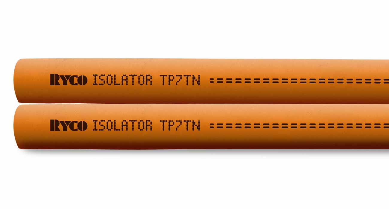 TP7TN Thermoplastic ISOLATOR TWIN R7