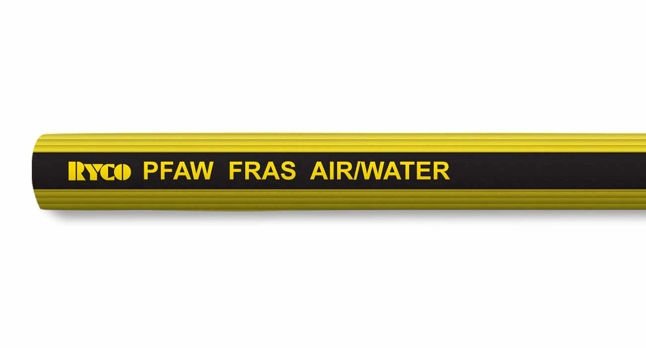 PFAW/T Air Water FRAS Delivery Single or Twin Industrial Hose