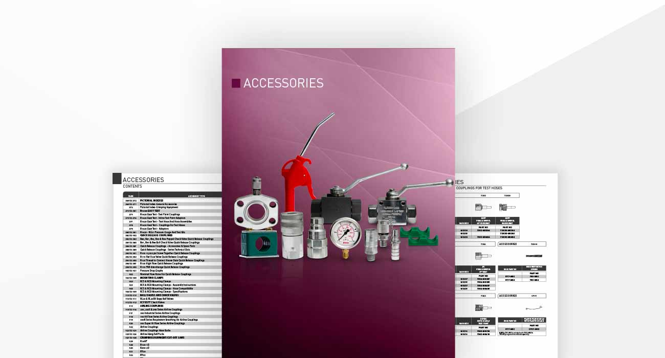 Accessories Section Hydraulic Technical Manual