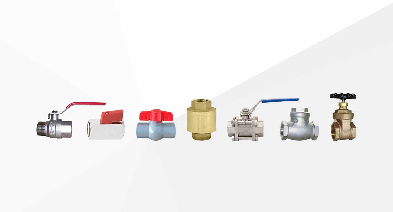 Industrial Accessories Valves