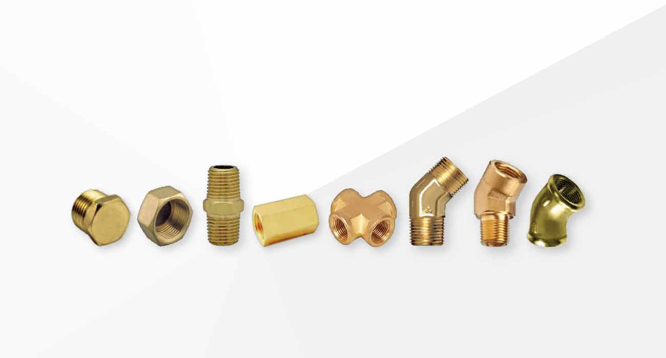 Industrial Brass Adaptors