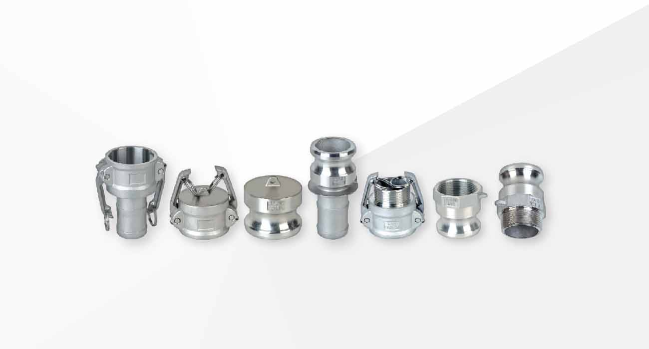 Industrial Camlocks Couplings