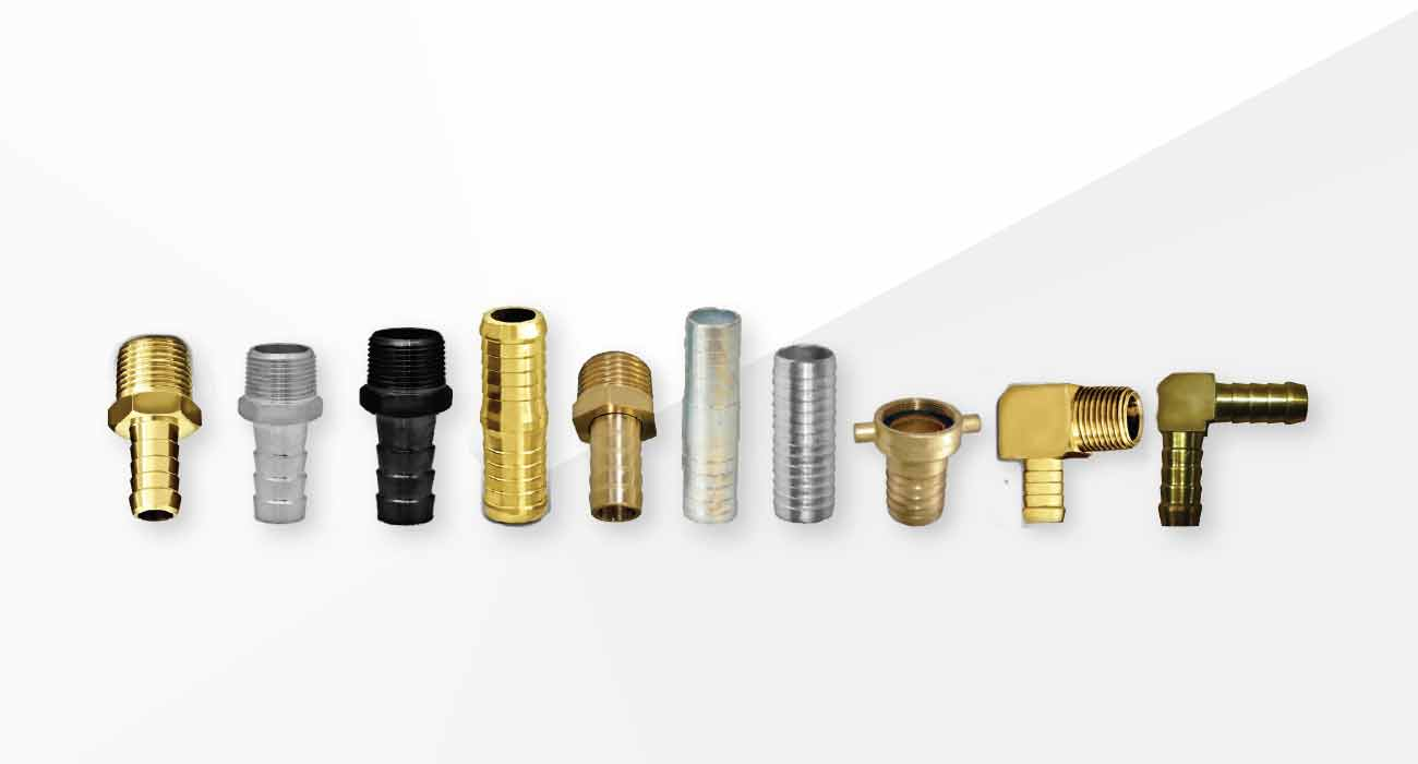 Industrial Hose Tail Couplings