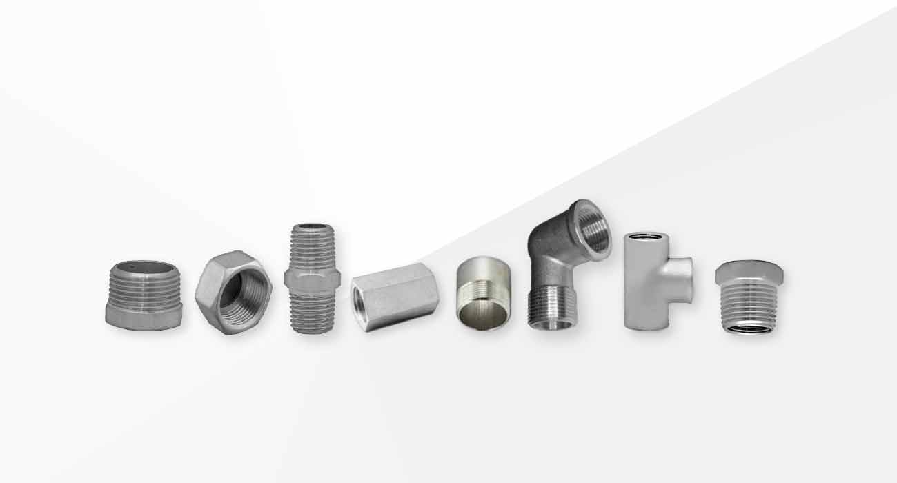 Industrial Stainless Steel Adaptors