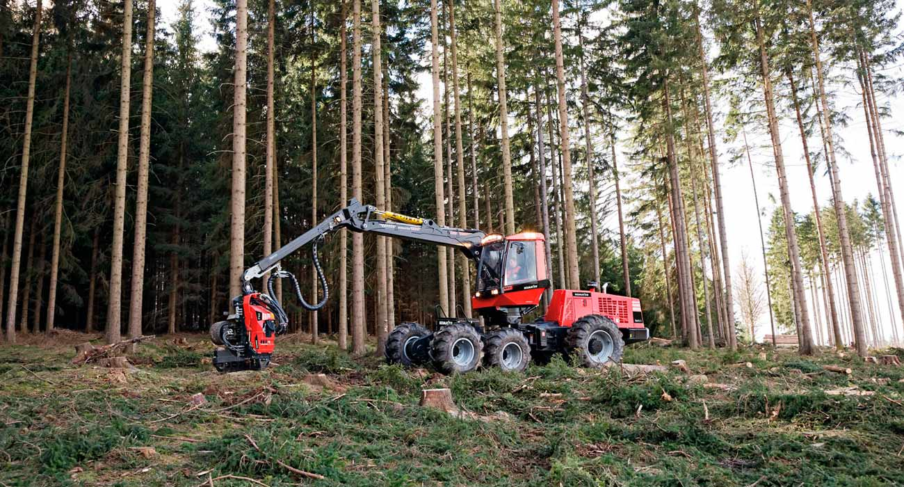 RYCO JSEAL™ Forestry