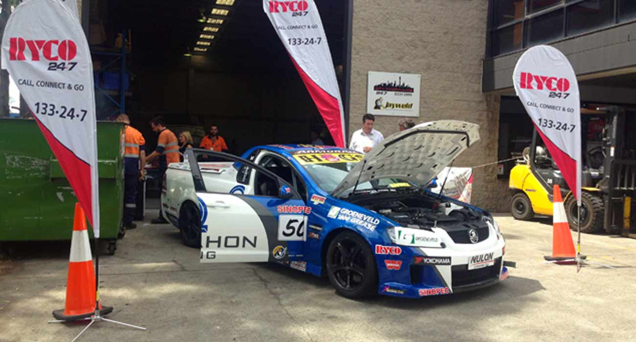 See the Ute meet the Driver Day at RYCO 24•7 Ingleburn and RYCO 24•7 Mascot