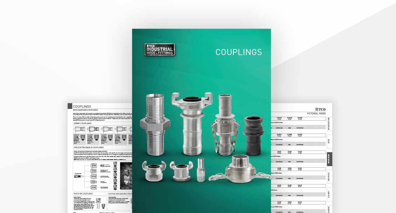 Industrial Couplings Product Technical Manual Section