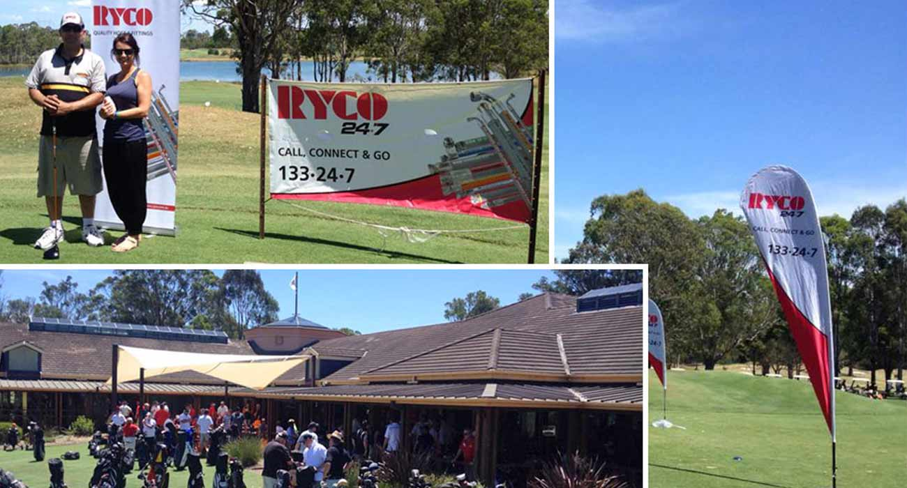 RYCO 24•7 Sponsorship STM Golf Day