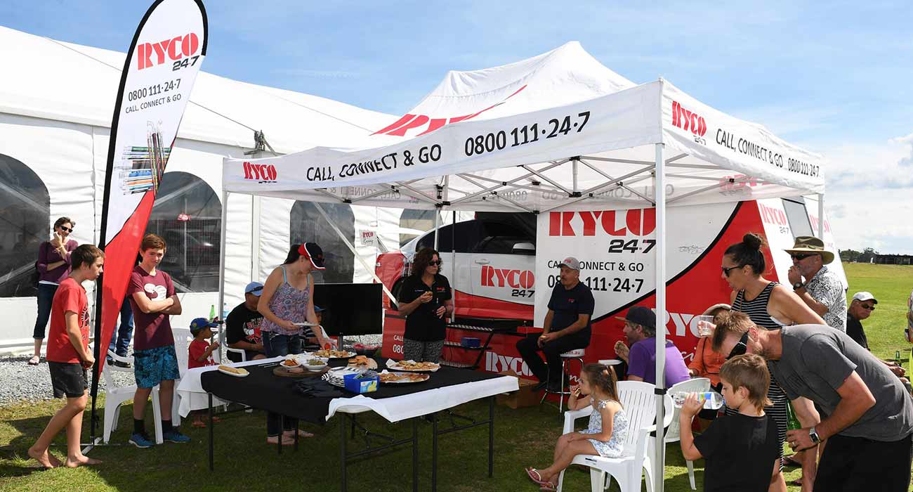 RYCO 24•7 Powerboat Racing Event Sponsorship