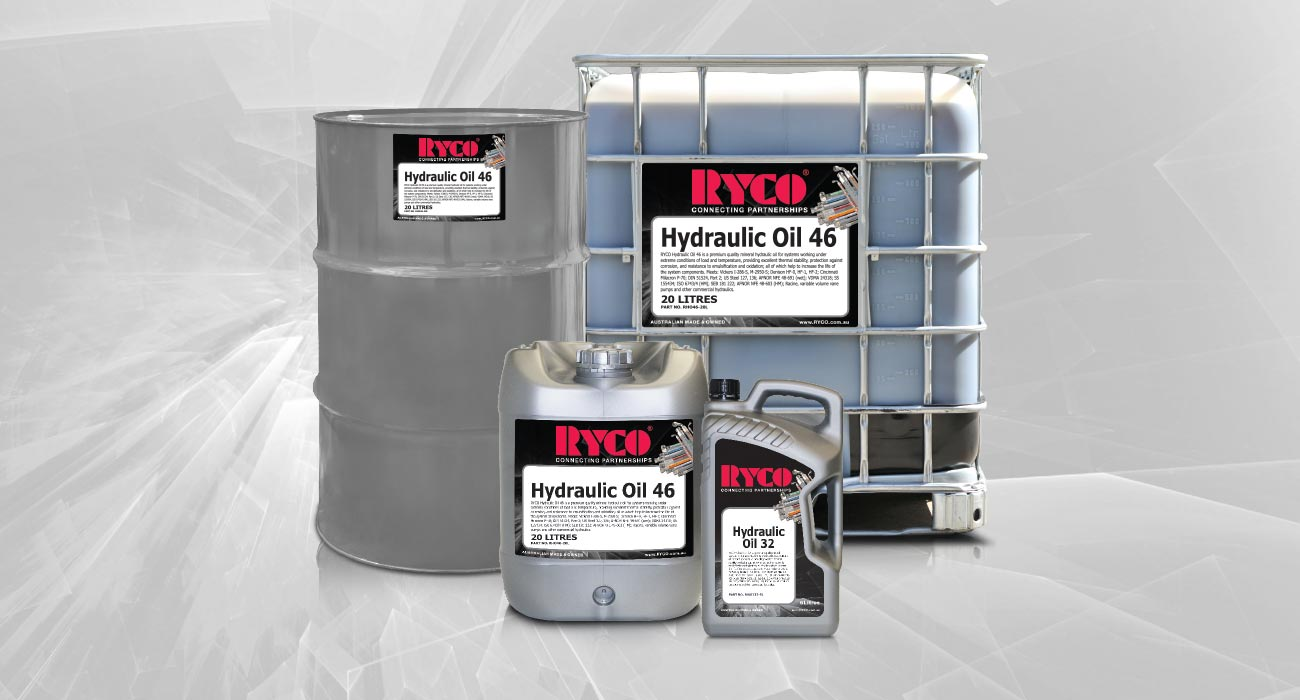 RYCO 247 Oils Greases Lubrication