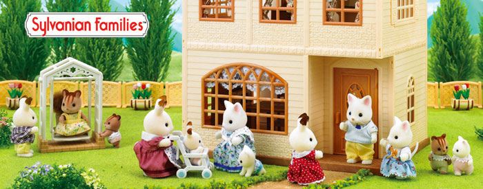 Feature Brand: Sylvanian Families image
