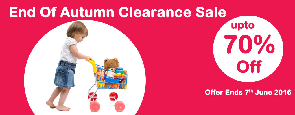 End of Autumn Clearance Sale image