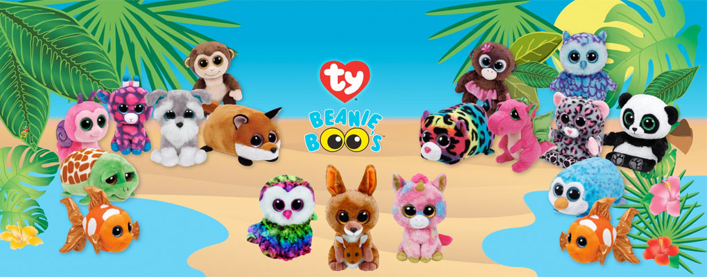 Beanie Boos are the cutest collectible plush in the world! image