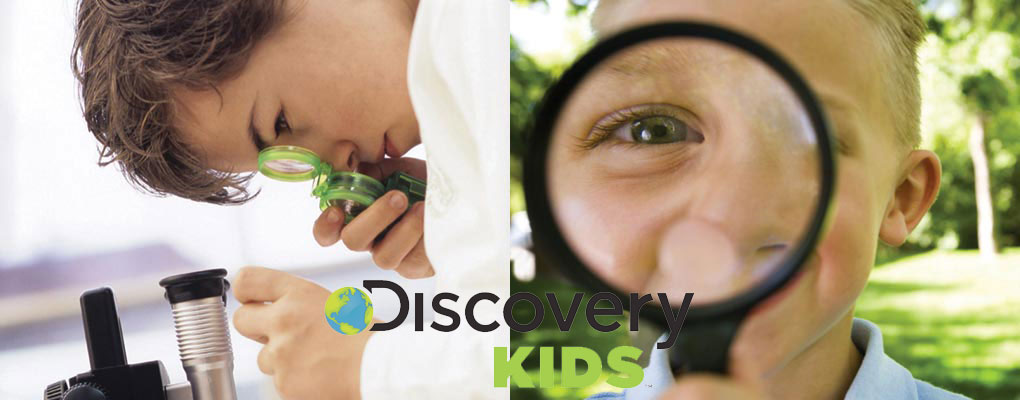 Discovery Kids for future explorers, environmentalists and scientists! image