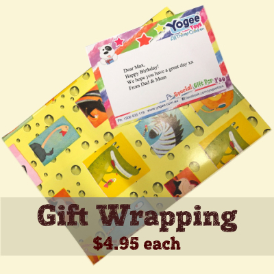 Gift Wrapping image