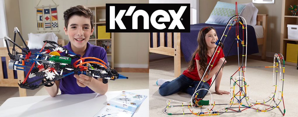 K'NEX - Where Creativity Clicks™ image