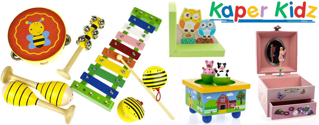 All Kaper Kidz products are carefully selected. image