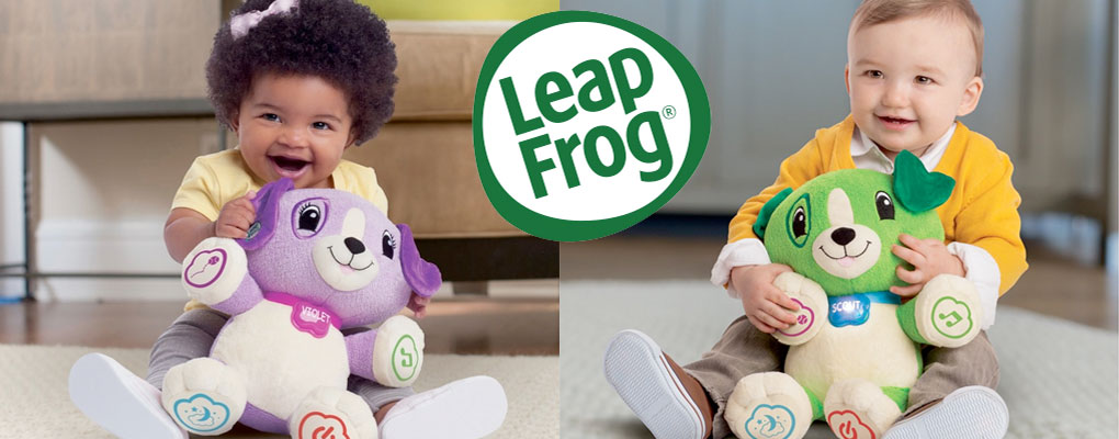 LeapFrog is a leader in education innovation. image
