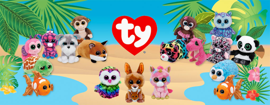Ty is now the largest manufacturer of plush in the world. image