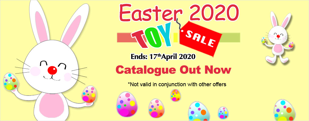 Easter 2020 Catalogue Sale image