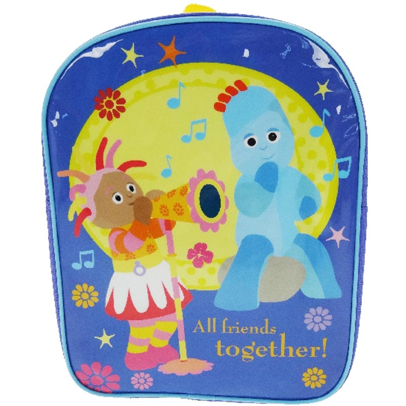 In the Night Garden Learn Backpack