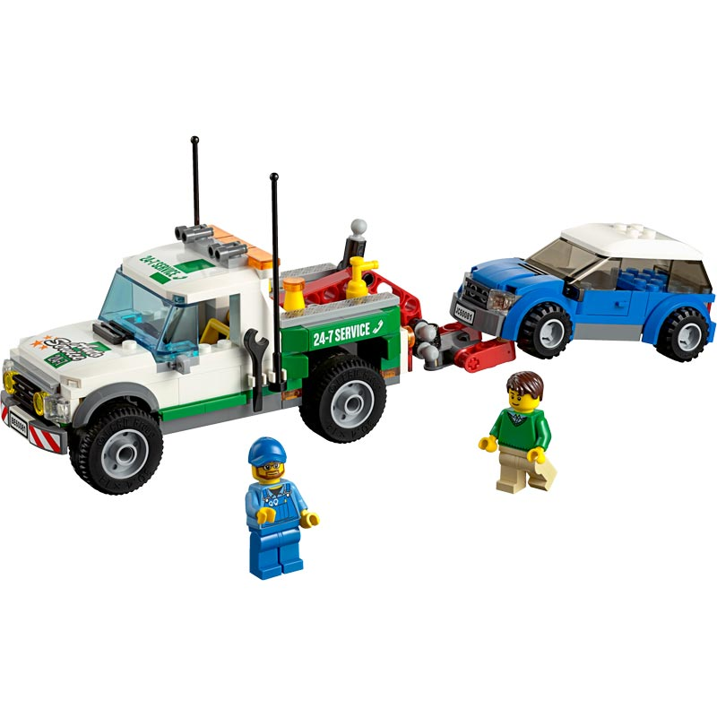 Tow Truck Lego Tow Truck