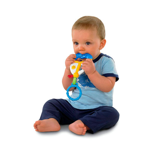 Fisher Price Sailboat Teether