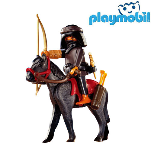 PLAYMOBIL Egyptians 4248 Grave Robber with Horse