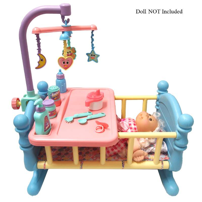 Lovely Cradle Play Set