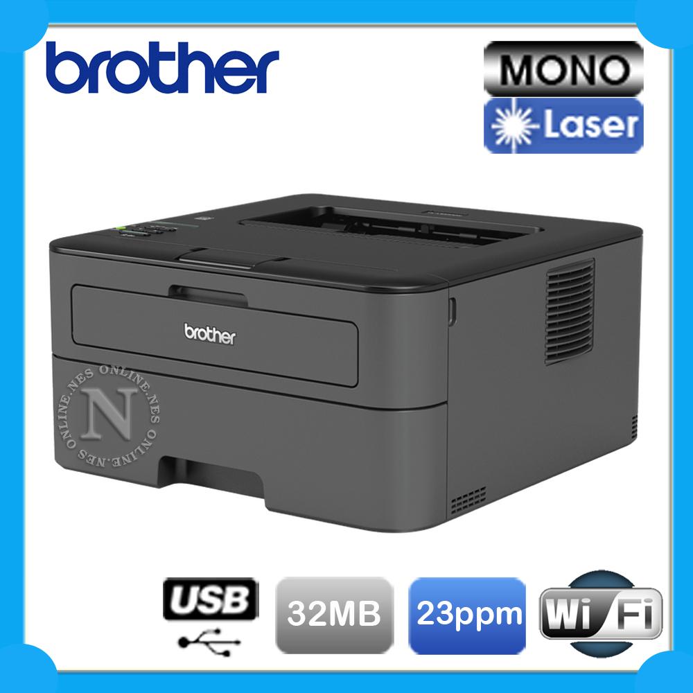 Details about Brother HL-L2305W Mono Laser Wireless B&W USB Printer+Mobile  Print TN-2330 [33]