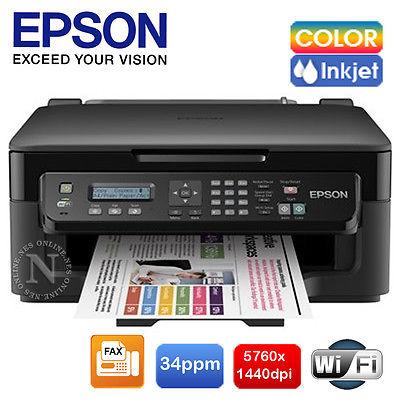 how to make epson printer airprint