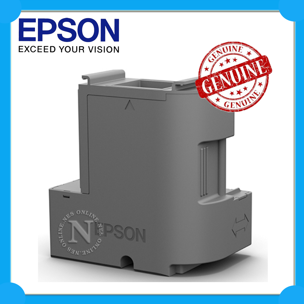 Epson Genuine T502 Maintenance Box for ET-2700/ET-2750/ET