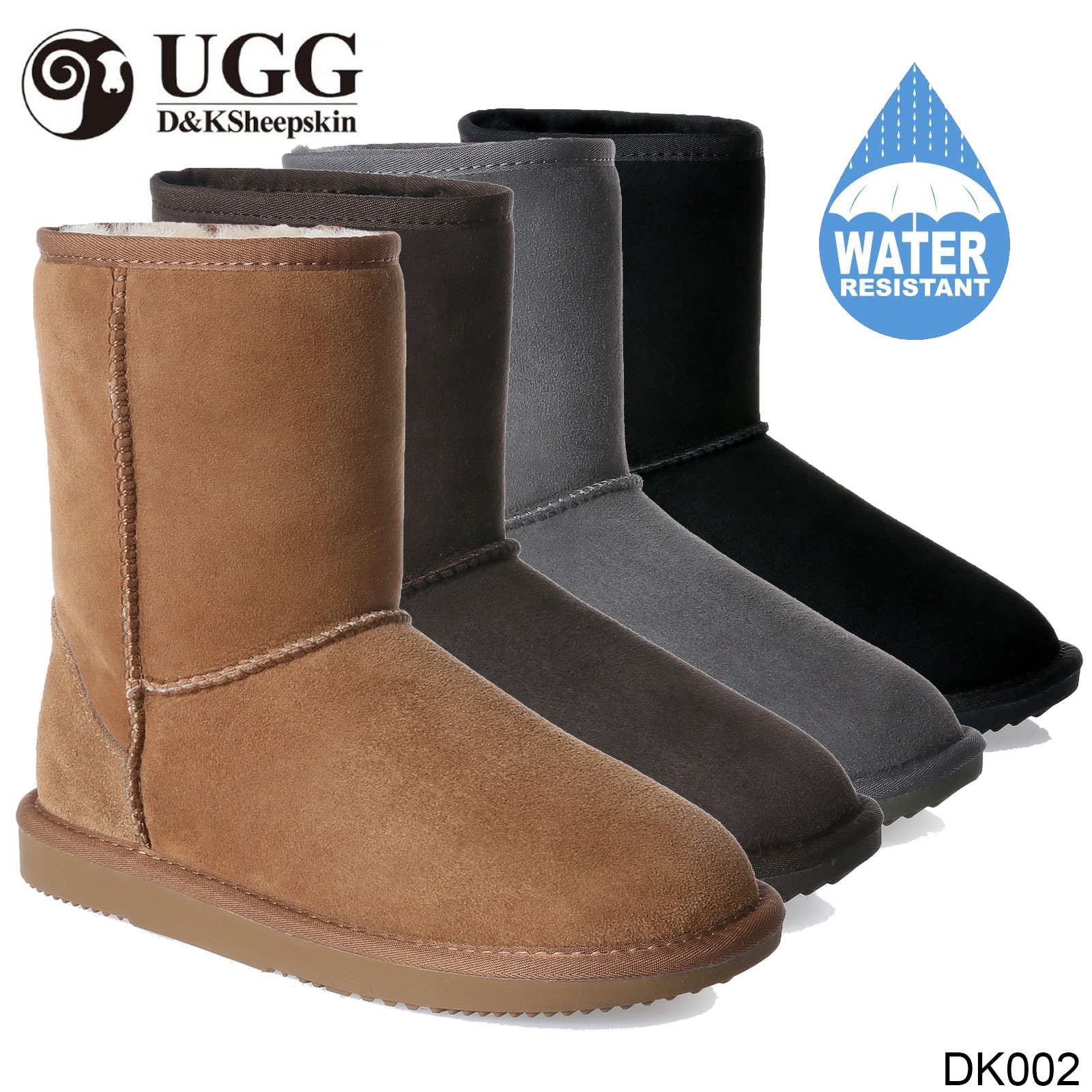 UGGs classic short roll down boots 6