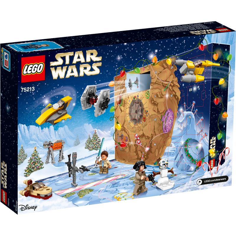 Genuine Lego Star Wars Day 20 Zeta Class Cargo Shuttle from set 75213
