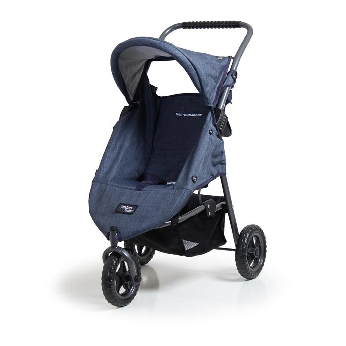 Southeast Big Boys Toys : Valco baby mini runabout doll stroller denim