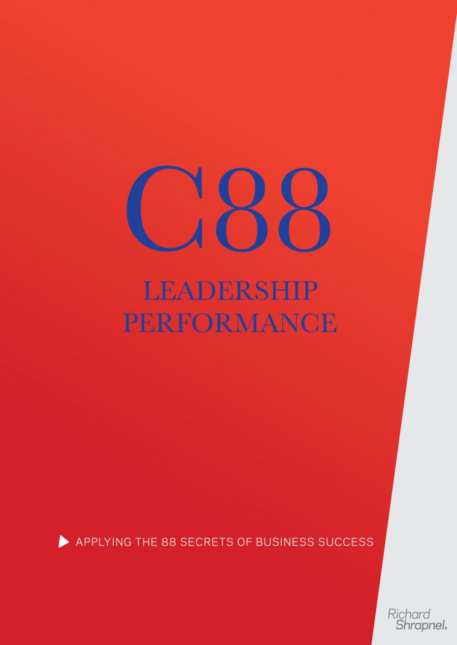 C88 - Leadership Performance Guide and Journal - Richard