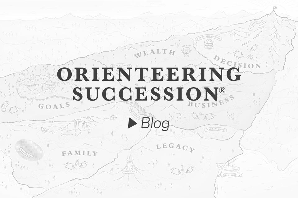 Richard Shrapnel's Orienteering Succession blog