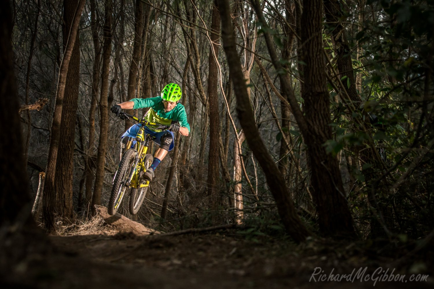 Jason Dreggs: Mountainbike