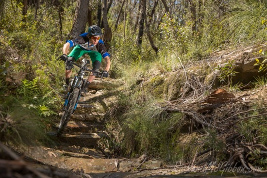 Harrison Dobrowolski: Mountainbike