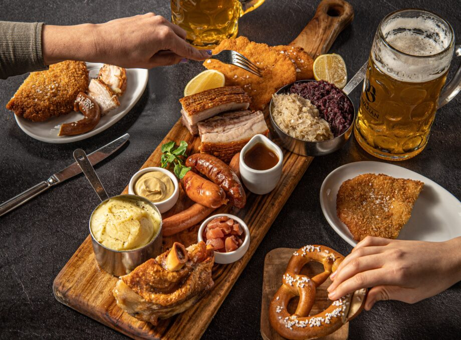 Timeout: German inspired Winter Platters