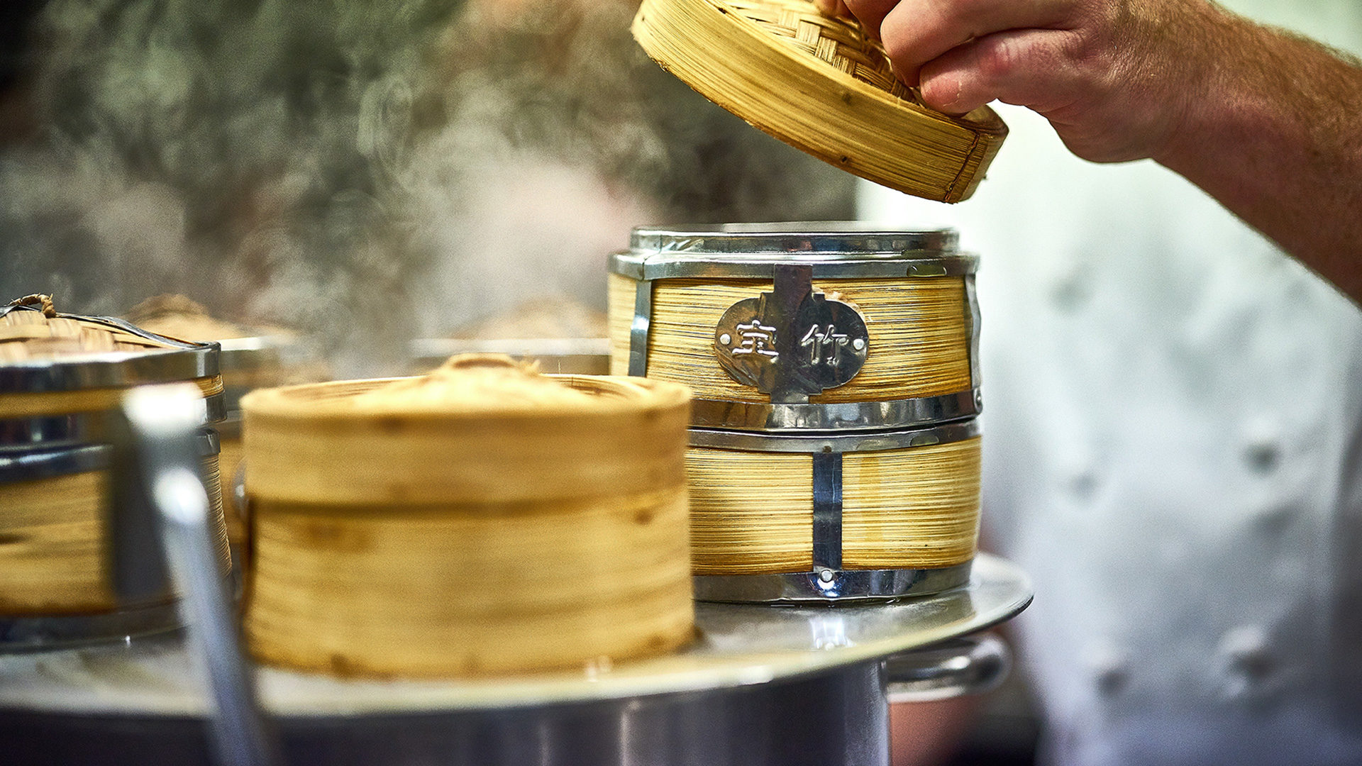 Spice-Temple-Sydney-restaurant-bamboo-steamers