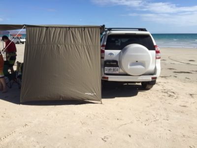 Sunseeker Awning 25m X 20m Side Wall Combo Deal