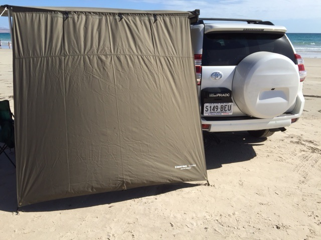 Rhino Rack Sunseeker Side Wall for The 2.5M and 2.0M Awning