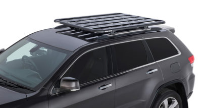 Jeep Grand Cherokee Wk2 4dr 4wd With Chrome Roof Rails 02