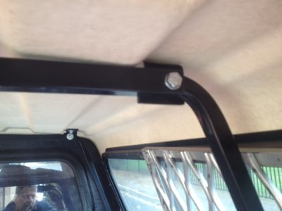 Canopy Internal Frame Thule Square Bar (1 bar) & Canopy Internal Frame Thule Square Bar (1 bar) - Roof Rack World