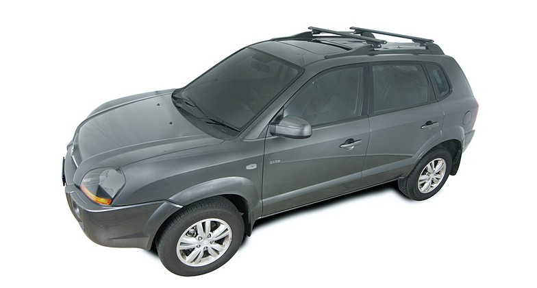 Hyundai Tucson 5dr 4wd With Roof Rails 08 04 01 10 Rhino